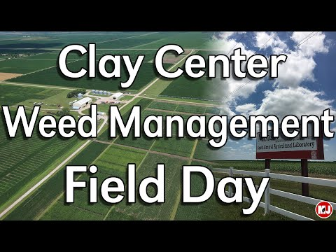 Weed Management Field Day | June 7, 2019