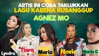 Deretan Calon Diva Indonesia Coba Taklukkan Lagu Agnez Mo Karena Kusanggup. Berhasilkah?