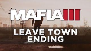 Mafia 3 - Leave Town Ending