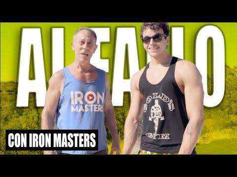 SIEMPRE AL FALLO! CON IRON MASTERS -PARTE 1