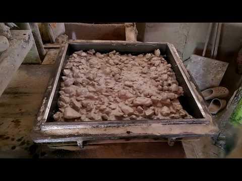 Como se hace una loseta de cemento doovi for Como se hace el marmol