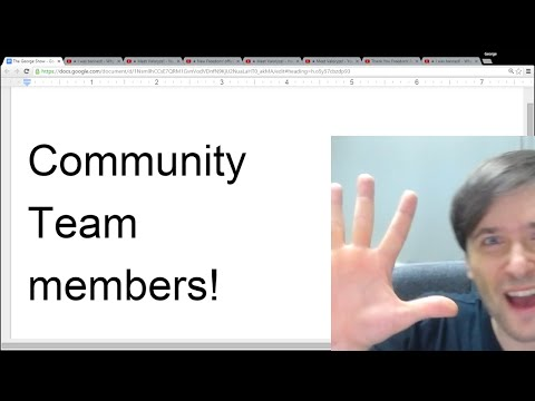 ★ Community Team members announced!