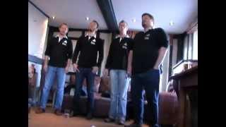 Roaring Trowmen: Mingulay Boat Song