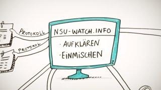 NSU-watch: NSU Davası hakkında tanıtım filmi