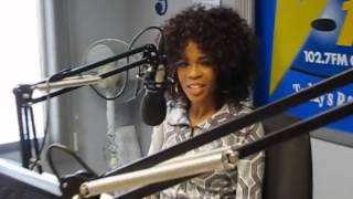 Michelle williams addresses keyshia cole twitter beef for the first time (with kelly mac: v103)