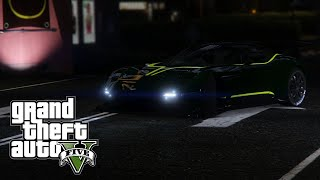 GTA 5 Car Mods - Aston Martin Vulcan