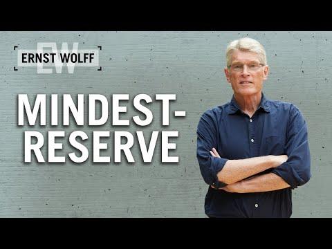 Mindestreserve | Lexikon der Finanzwelt mit Ernst Wolff
