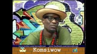 Download INTERVIEW WITH DUTTY LIVE AT KOM SI WOW MP3 song and Music Video