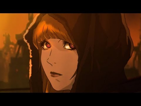 Blade Runner Black Out 2022 Anime Review -...