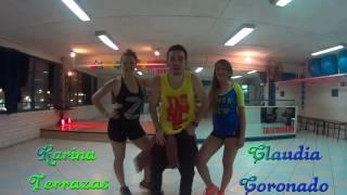 "Zion y Lenox Ft J.Balvin ""OTRA VEZ"" // Zumba®  Choreography"