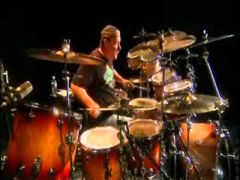 Neil PEart Drum Solo From 2112 Moving Pictures Documentary
