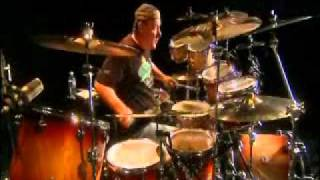 Neil PEart Drum Solo from 2112/moving pictures documentary