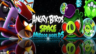 Angry Birds Space: Brass Hogs Level 9-2 Walkthrough 3 Stars
