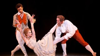 The cast and creative team on the choreography and characters in Manon