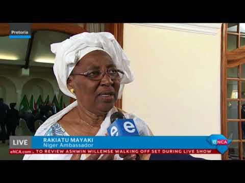 Niger Ambassador Rakiatu Mayaki on Africa Day