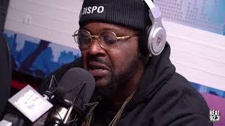 Smoke DZA Freestyles Over Ja Rule's Murdergram