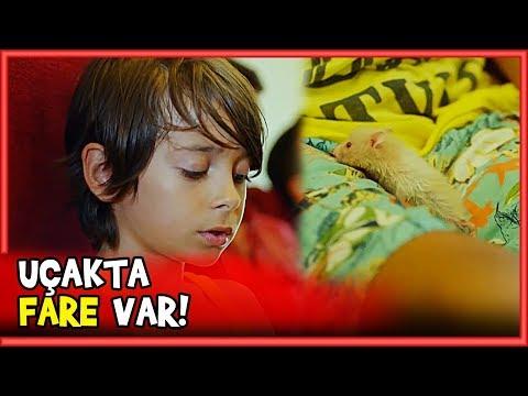 Mehmetcan Uçağa FARE Sokarsa - Küçük Ağa 24.Bölüm
