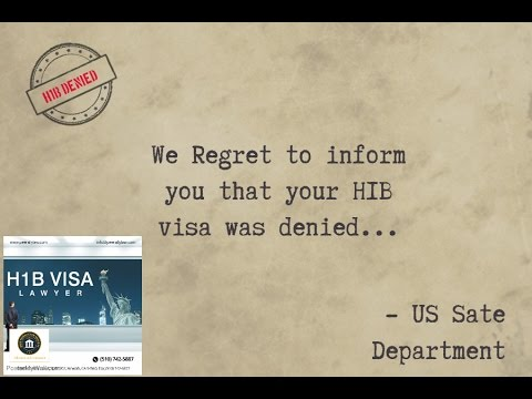 Visa denials at the US Embassies (DUI and DWI) - Alert