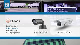 Easy integration of the Hanwha ANPR cameras in Wave | HANWHA TECHWIN EUROPE