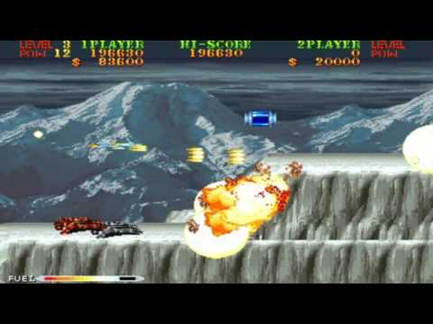 Carrier Air Wing Arcade | No Death Playthrough