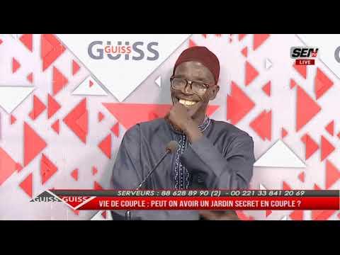 GUIS GUIS - VIE DE COUPLE: Pour avoir un Cheikh Ahmadou Bamb