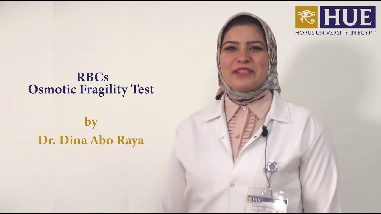 Download RBCs Osmotic Fragility Test