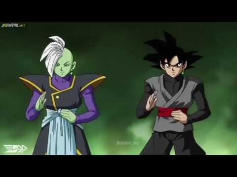 DBS Goku Vs Black - Point Of Authority (Linkin Park)