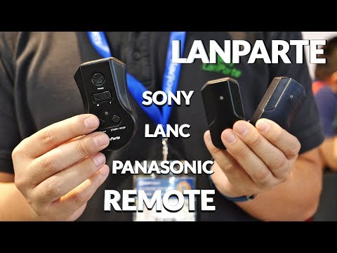 Lanparte Remote for Sony and Panasonic Cameras