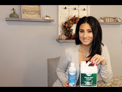 CLEAN WITH ME! NIGHT ROUTINE KITCHEN FEAT ODOR KLENZ