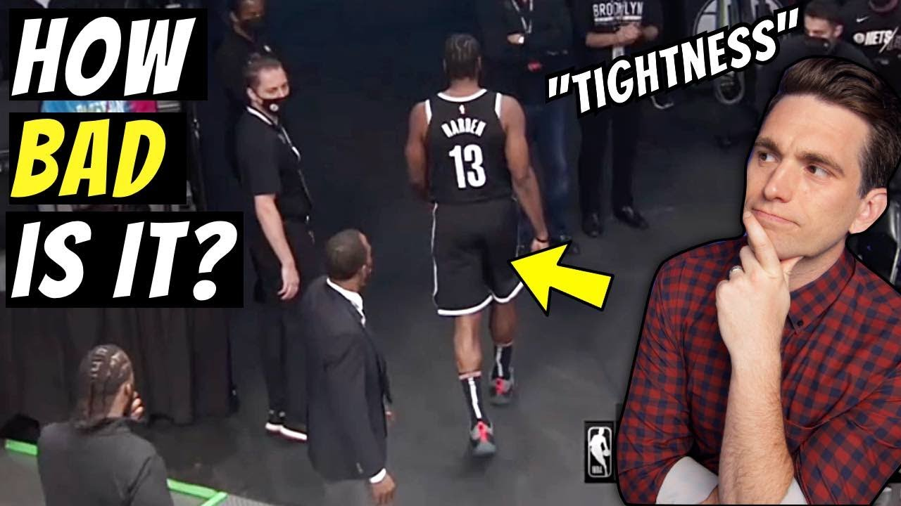 James Harden injury history and updates