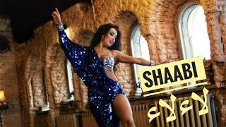 الصواريخ لاء - الرقص الشعبي  Laa - El Sawareekh Shaabi bellydance choreography Haleh Adhami
