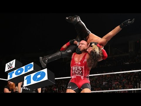 Top 10 WWE SmackDown moments - December 5, 2014