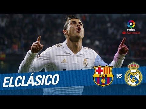ElClásico - Resumen de FC Barcelona vs Real Madrid (1-2) 2011/2012