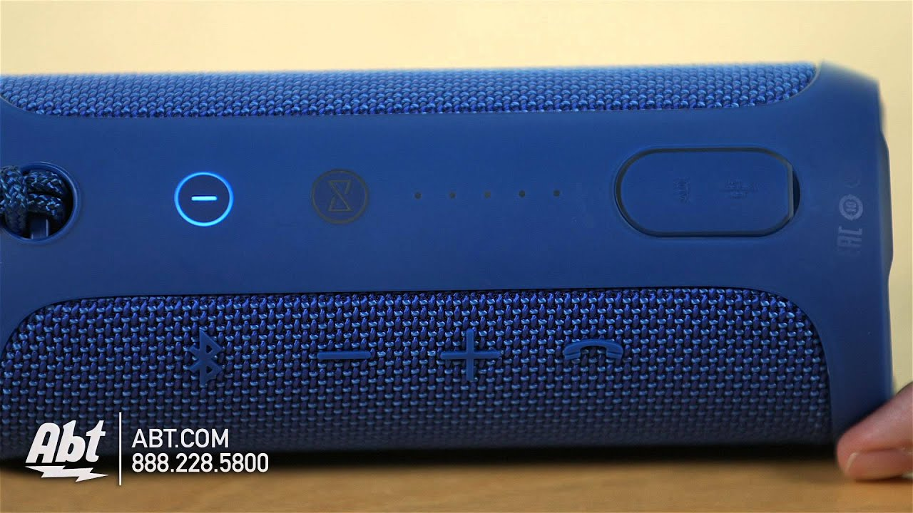 JBL Flip 3 Wireless Speaker JBLFLIP - Overview
