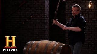 Forged in Fire: The Kilij Kill Test (Season 5) | History