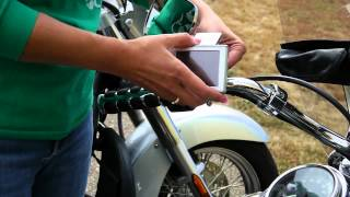Motorcycle GPS Mount - eCaddy …