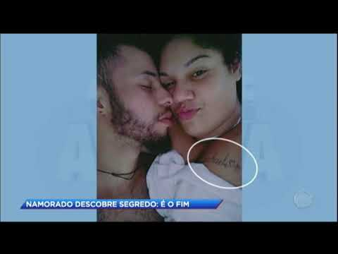 Homem coloca fogo na namorada por ciúme da tatuagem