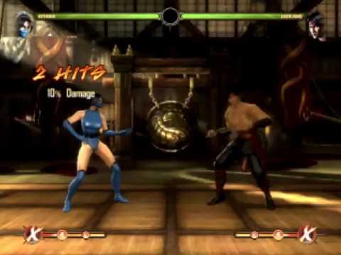Mortal Kombat 9 Trilogy Edition Mod Ver  1 75 RELEASED!