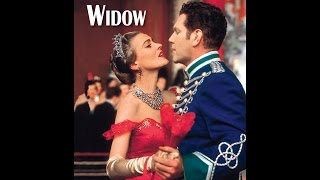 THE MERRY WIDOW - 1955 TV PRODUCTION (VAI DVD 4590)