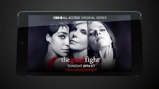 The Good Fight Premieres TONIGHT!