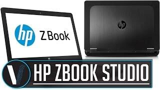 hp zbook studio review