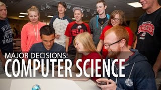 Major Decisions: Computer Science