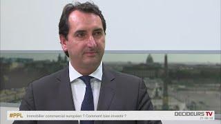 Christophe INIZAN, La Française AM - Immobilier commercial européen : comment bien investir ?