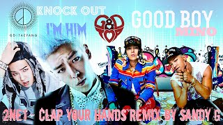 GD X TAEYANG X TOP X MINO - Good boy, Knock out & I