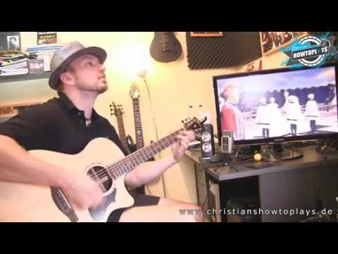 Pink Just like fire   Playthrough/Cover for Tutorial   ChristiansHowToPlays
