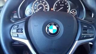 2016 BMW X5 eDrive interior review