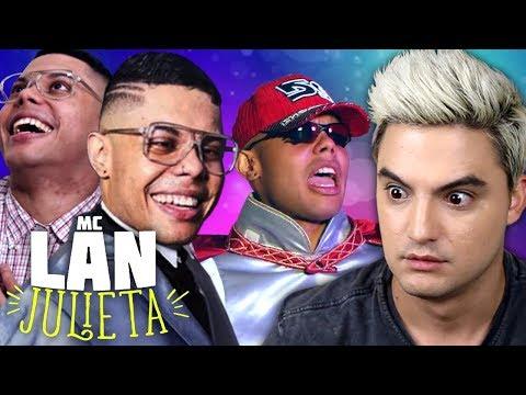 JULIETA - MC LAN NOVAMENTE