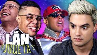 JULIETA - MC LAN NOVAMENTE!