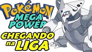 Pokémon Mega Power (Detonado - Parte 43) - Chegando na Liga!!