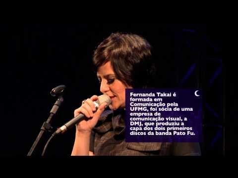 Fernanda Takai - Noturno - Parte 1
